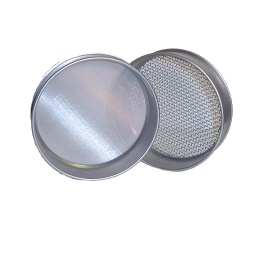 "[008SAW12.5] 8"" SS ASTM Sieve 12.50mm or 1/2"""