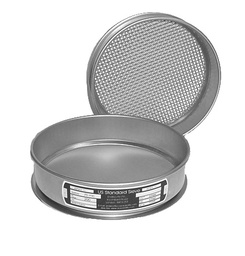 "[008SAW4.00] 8"" SS ASTM Sieve 4.00mm or No.5"