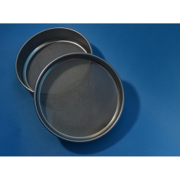 "[A008SAW11.2H] CSC 8"" Stainless Steel Half-Height Sieve 11.2mm or 7/16"""