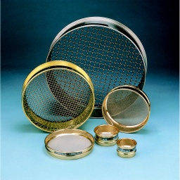 "[A008SAW22.4] CSC 8"" Stainless Steel Sieve 22.4mm or 7/8"""