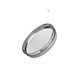 "[A008SAW50.0H] CSC 8"" Stainless Steel Half-Height Sieve 50.0mm or 2"""